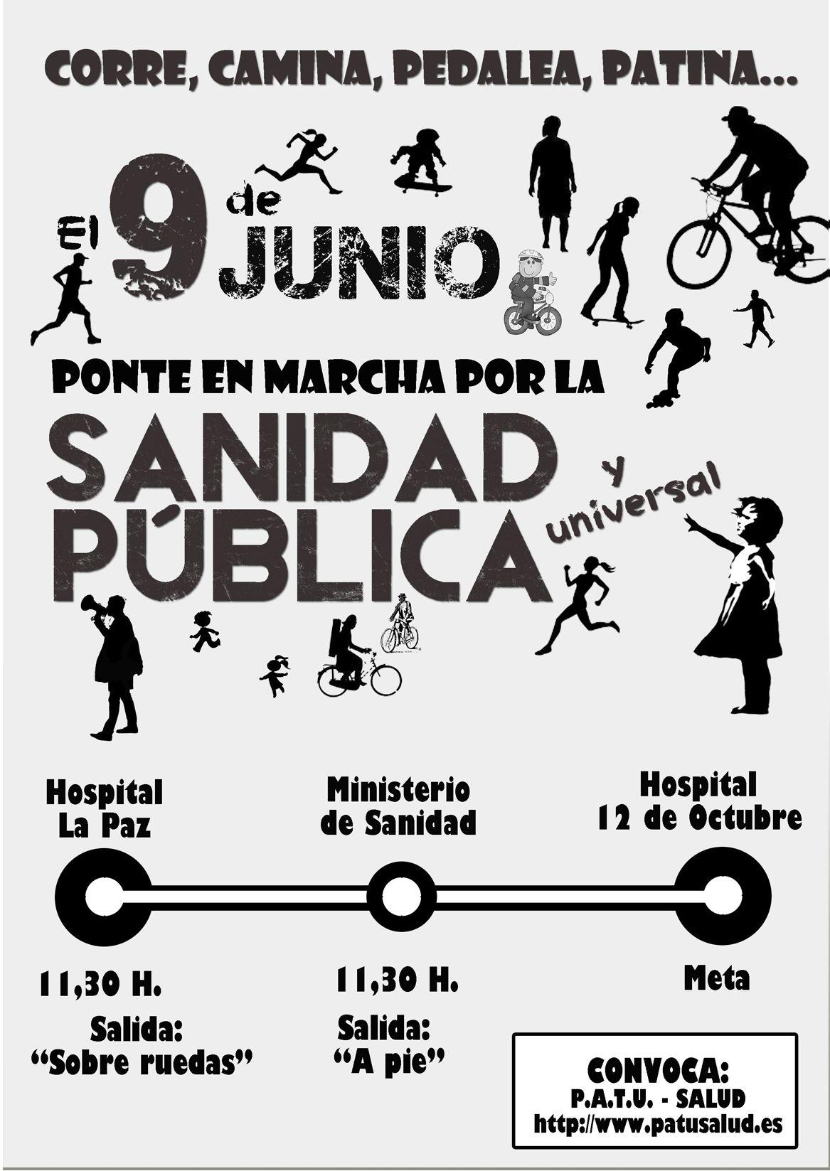 Marcha x Sanidad 0906
